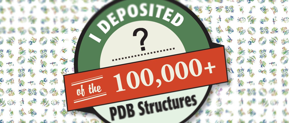 Generate your PDB Badge of Honor